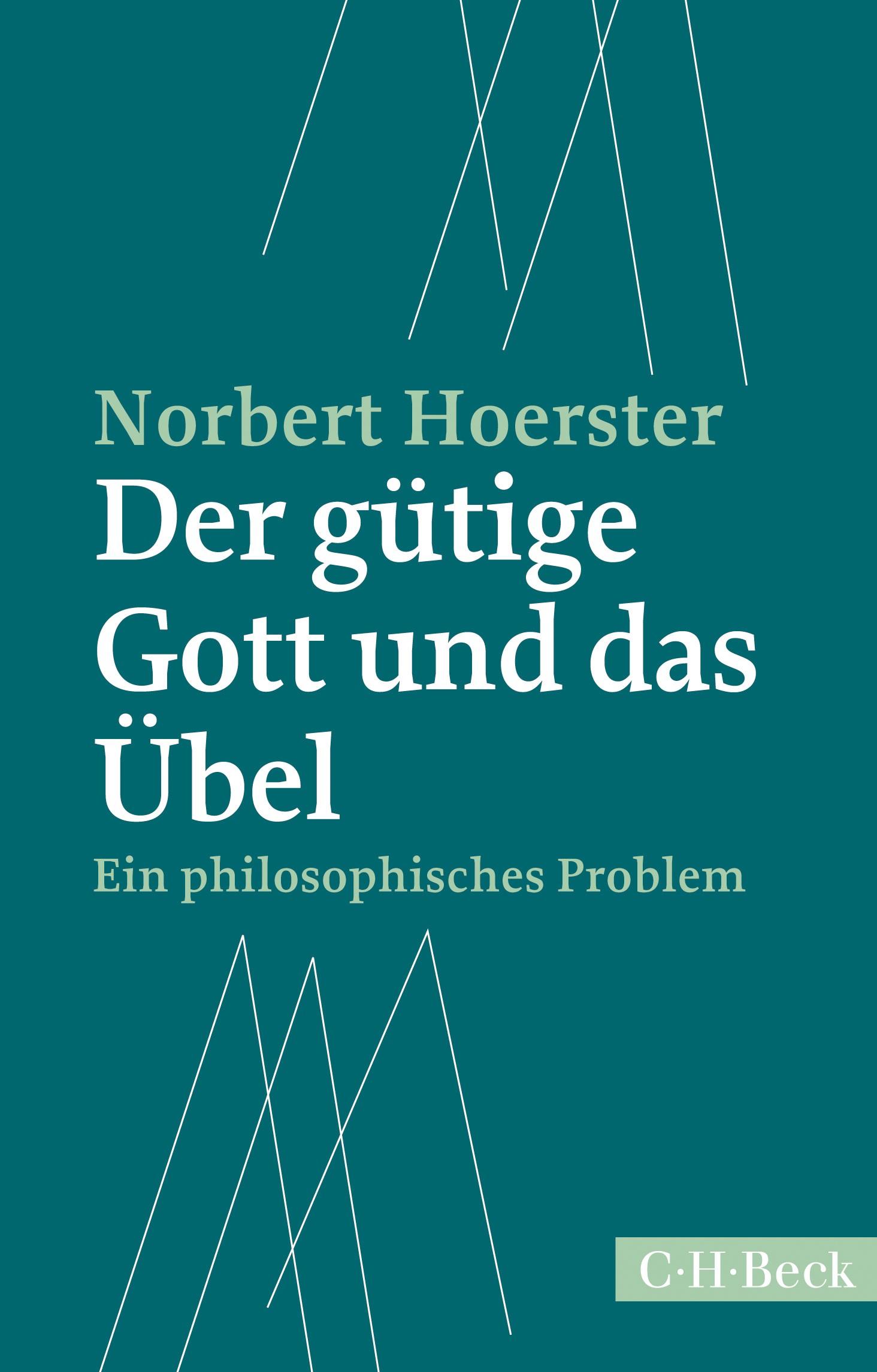 Cover des Buches 'Der gütige Gott und das Übel'