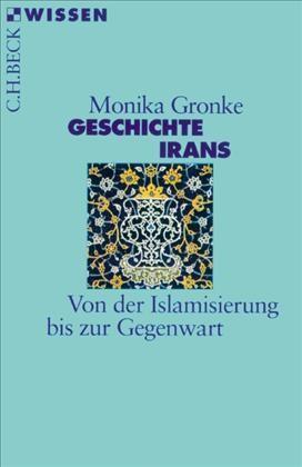Cover des Buches 'Geschichte Irans'