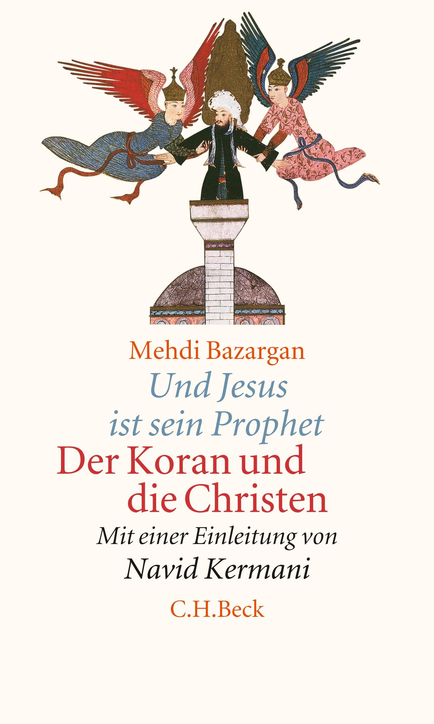 Cover des Buches 'Und Jesus ist sein Prophet'