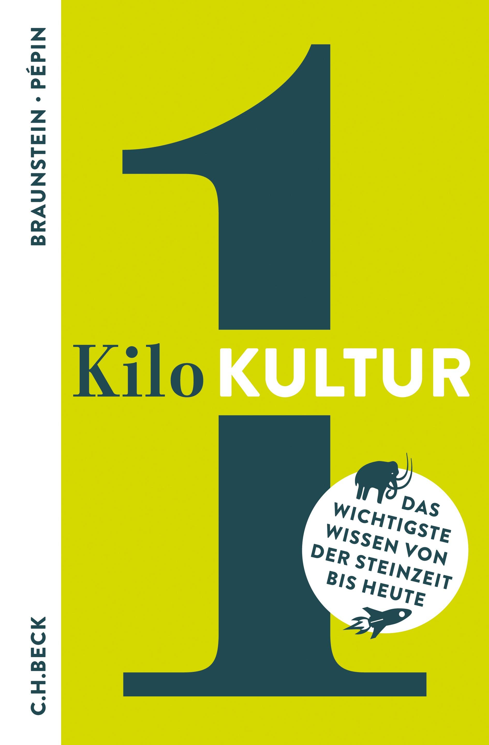 Cover des Buches '1 Kilo Kultur'