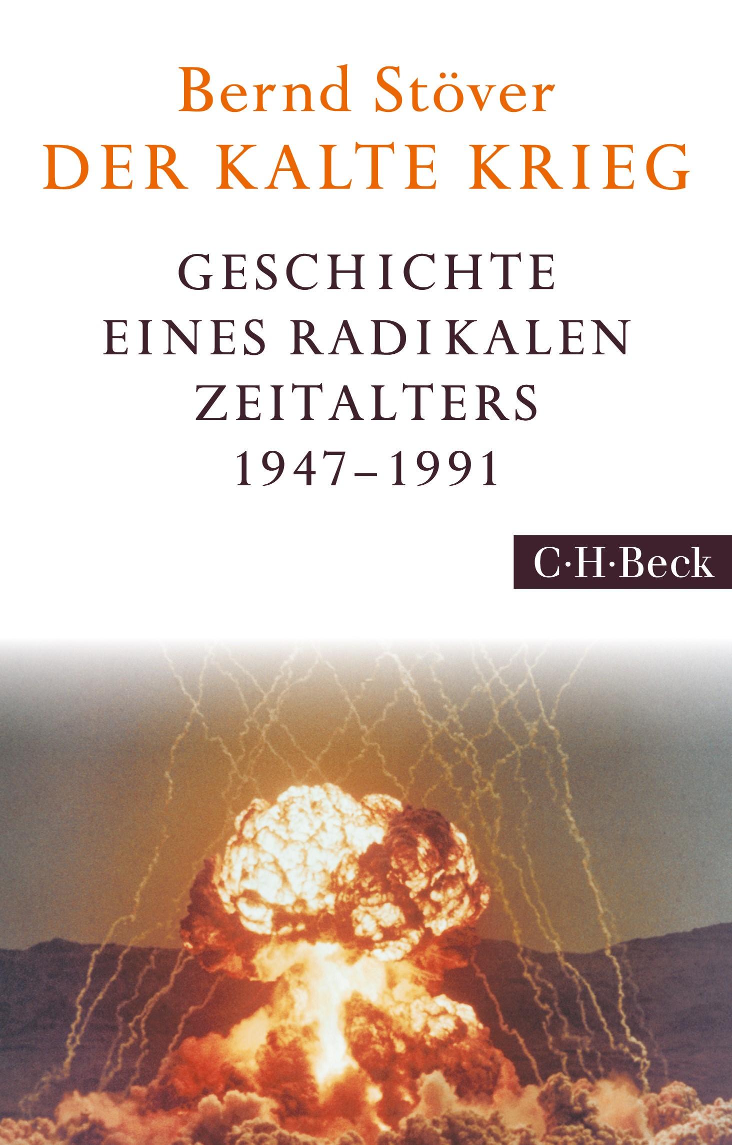 Cover des Buches 'Der Kalte Krieg'