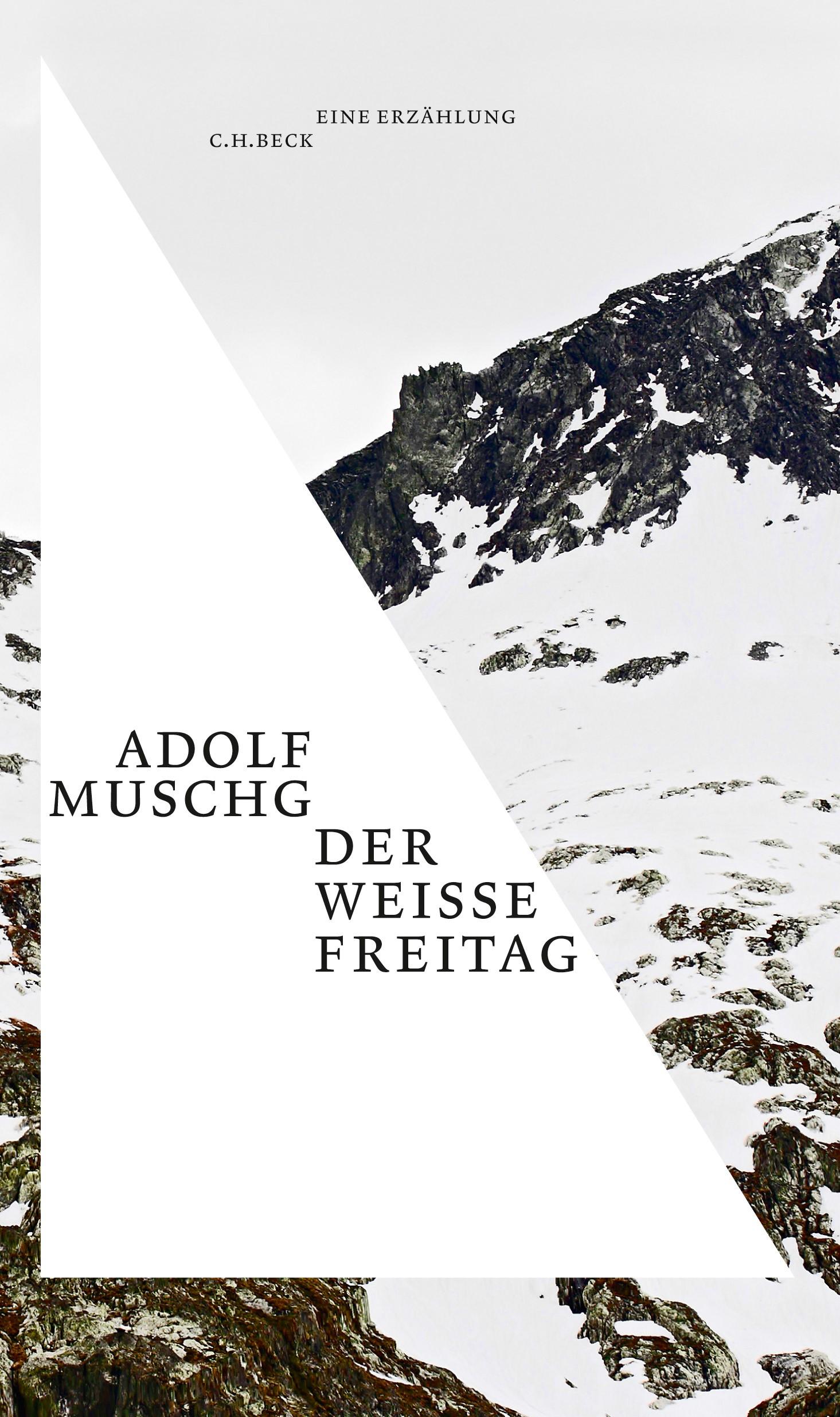 Cover des Buches 'Der weiße Freitag'