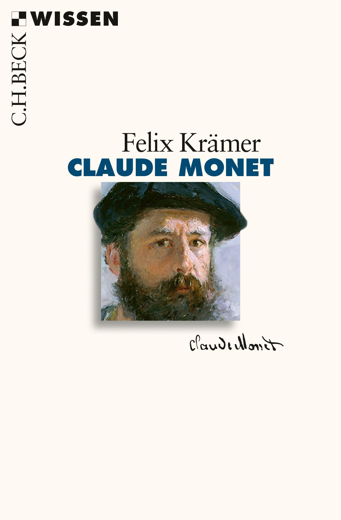 Cover des Buches 'Claude Monet'