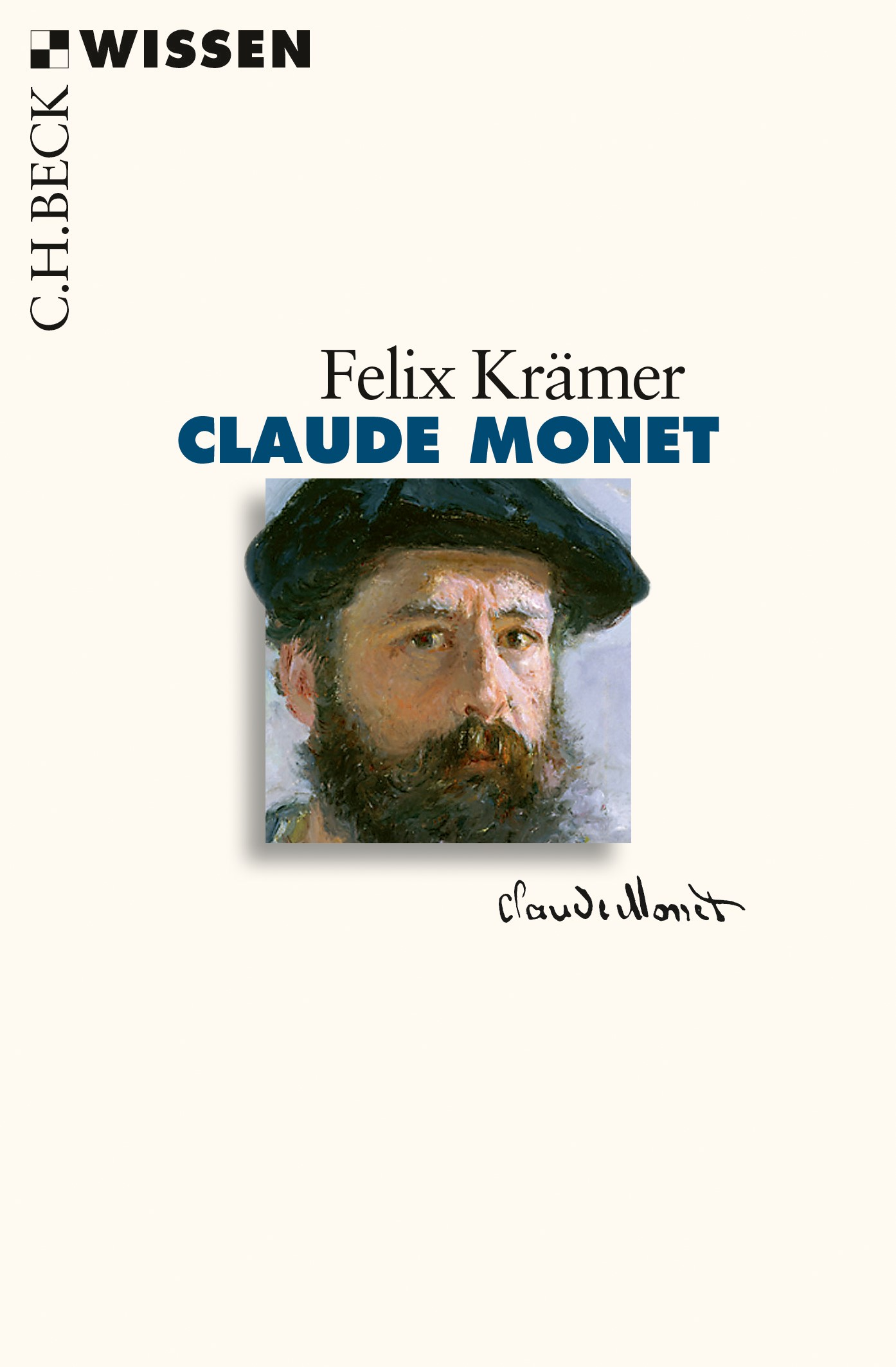 Cover des Buches 'Claude Monet'