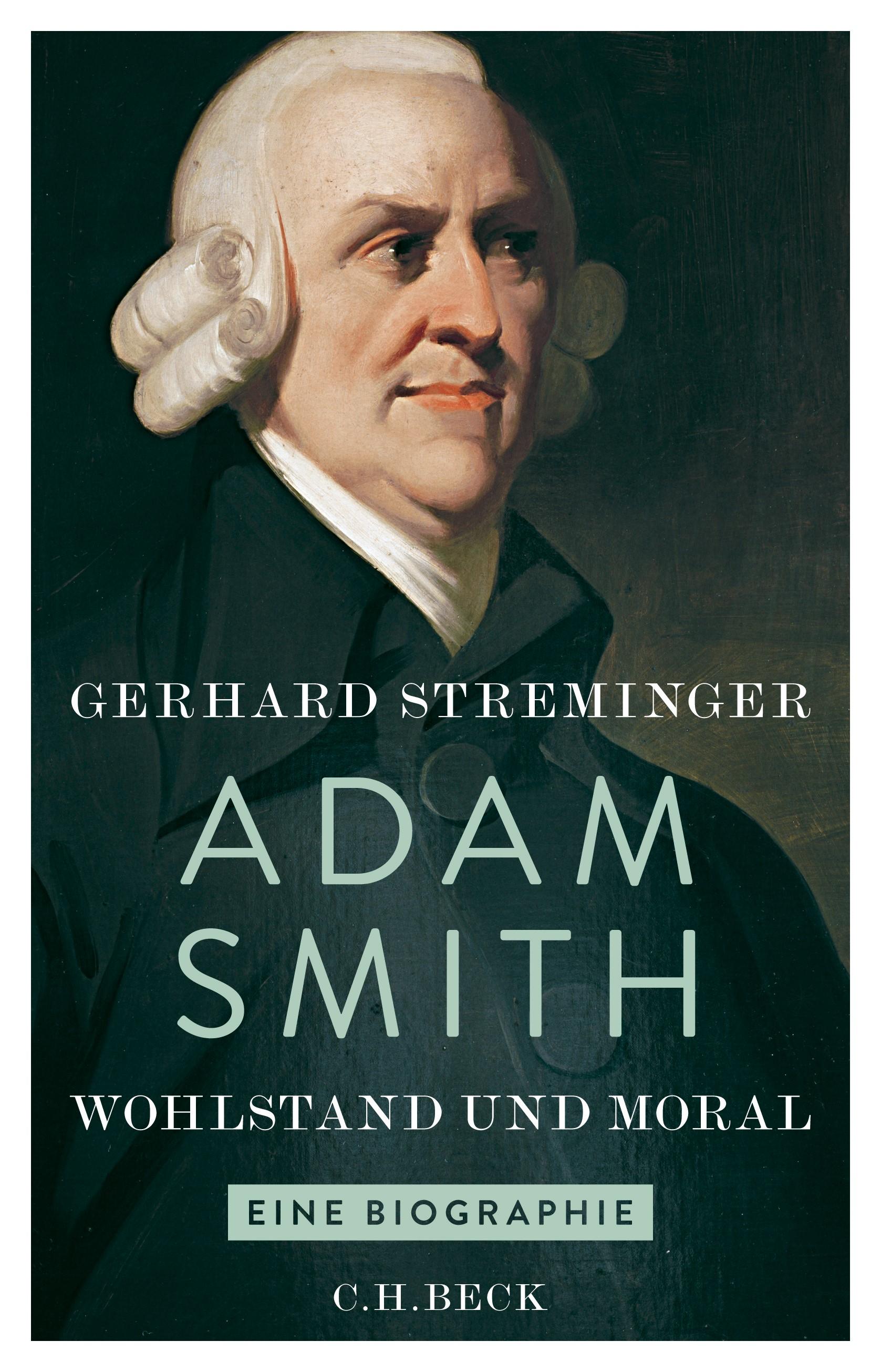 Cover des Buches 'Adam Smith'