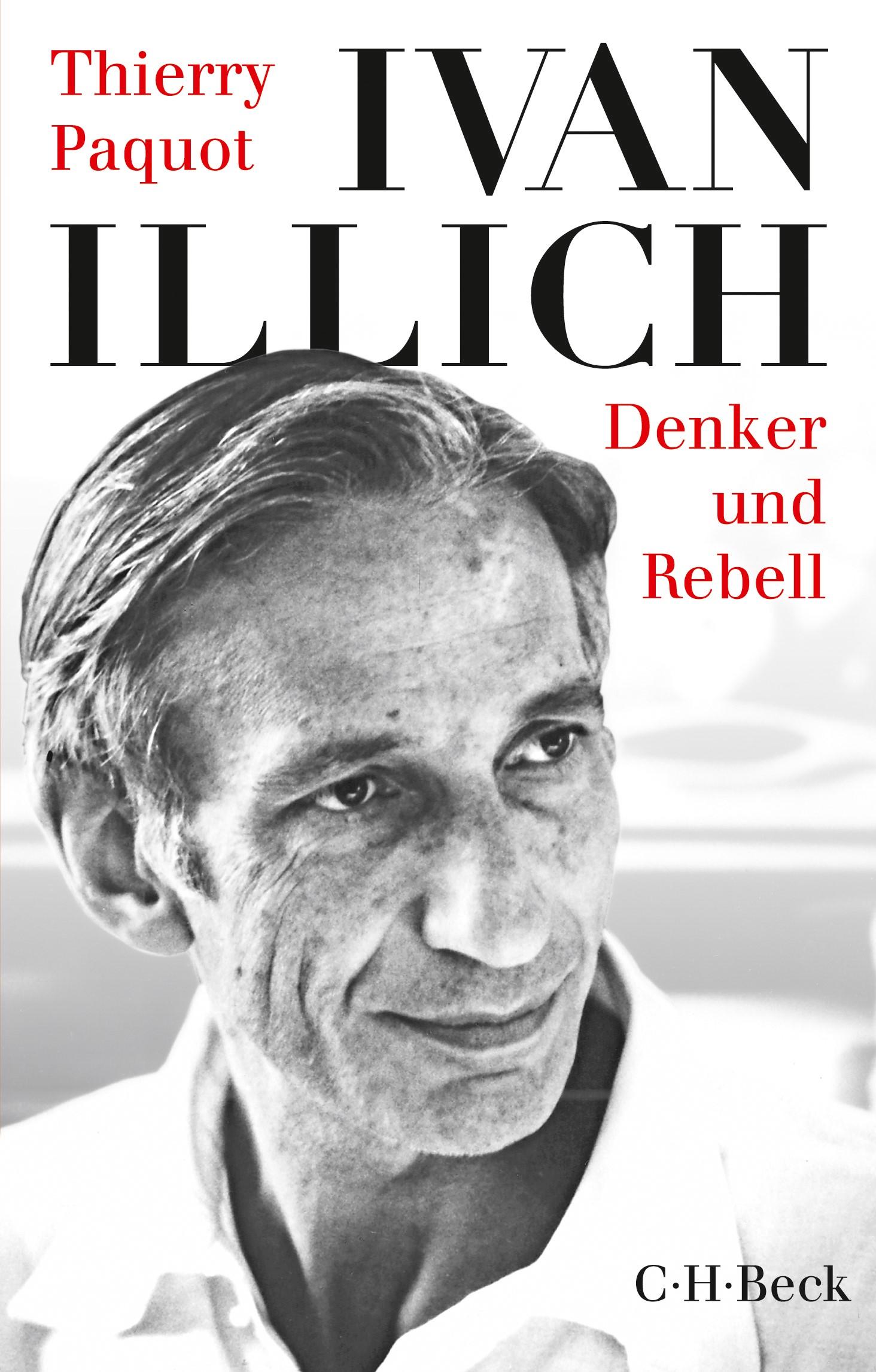 Cover des Buches 'Ivan Illich'