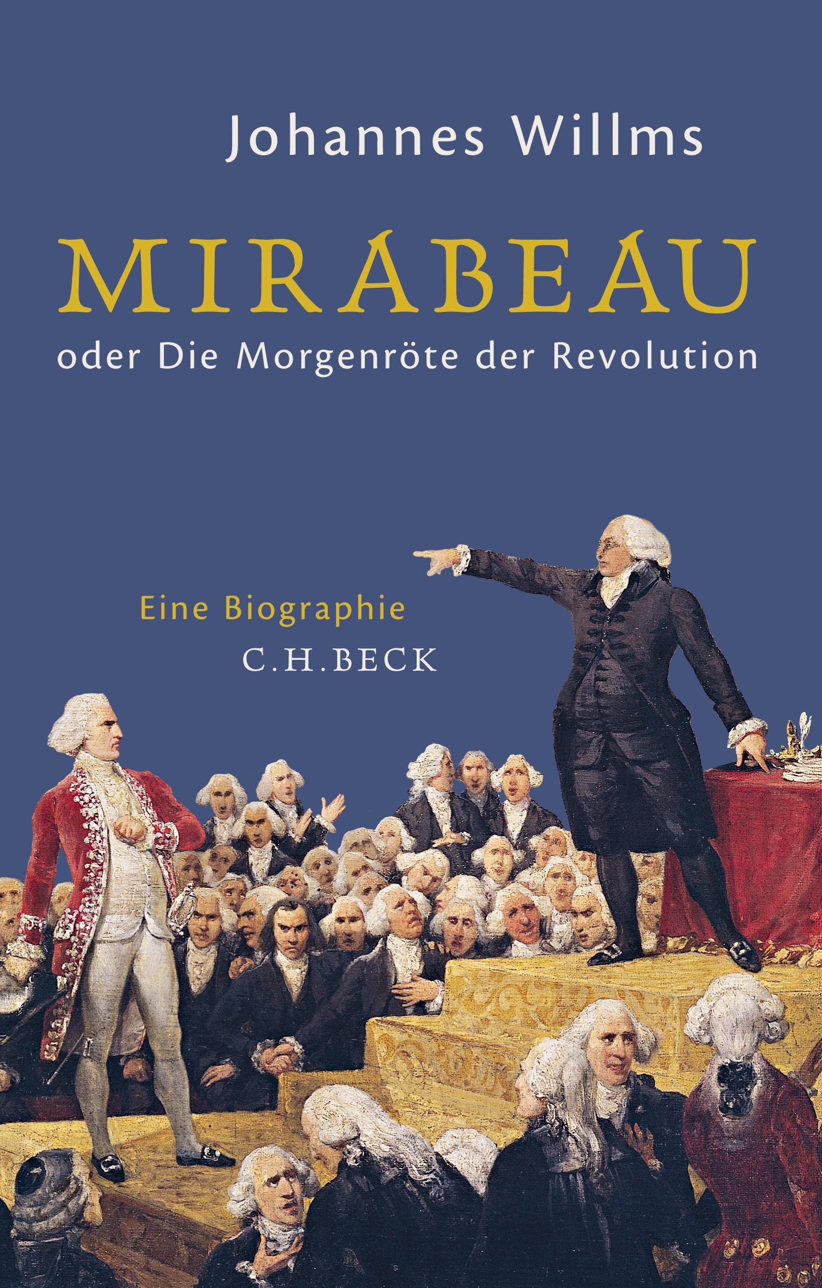 Cover des Buches 'Mirabeau'
