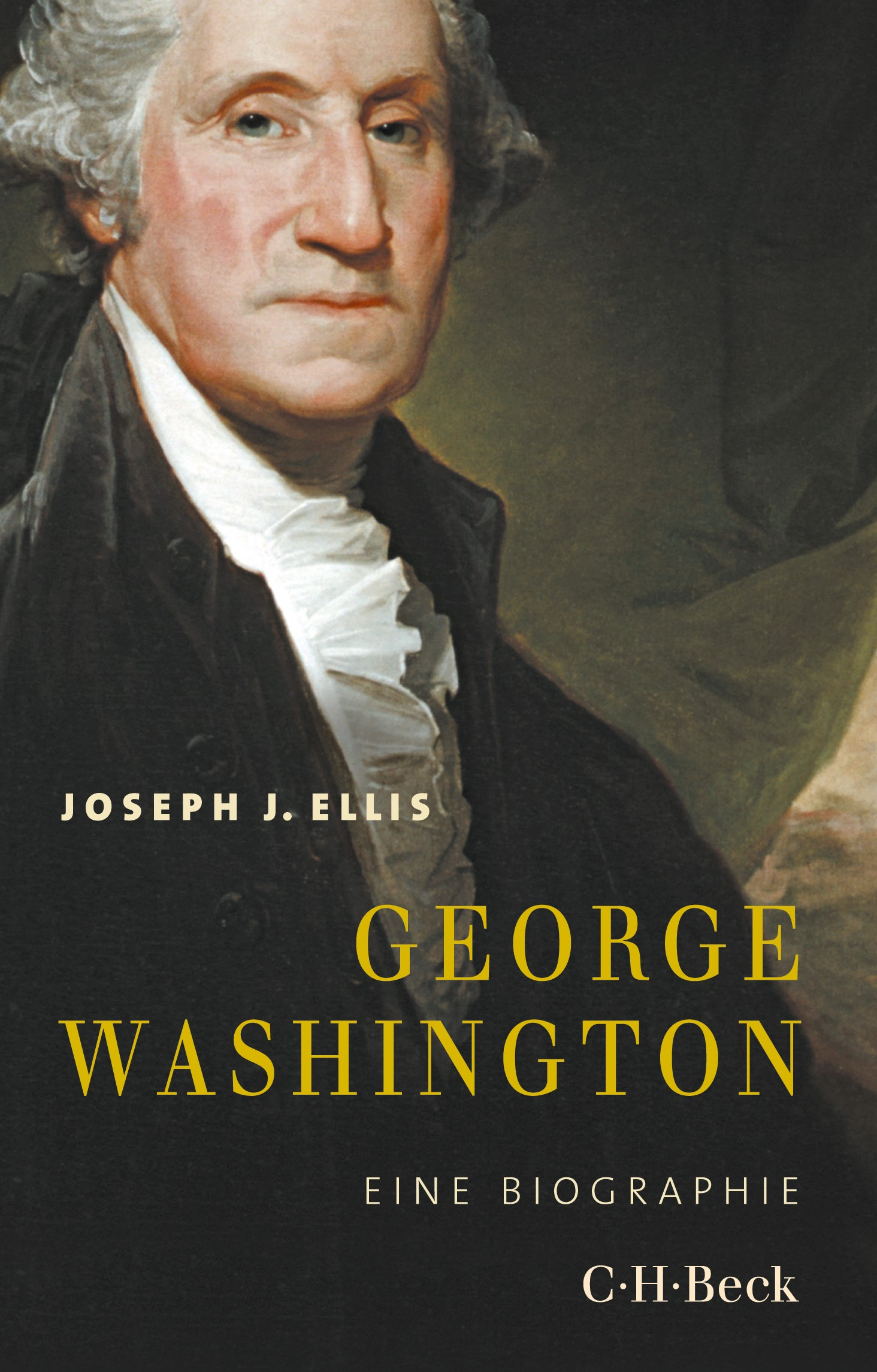 Cover des Buches 'George Washington'