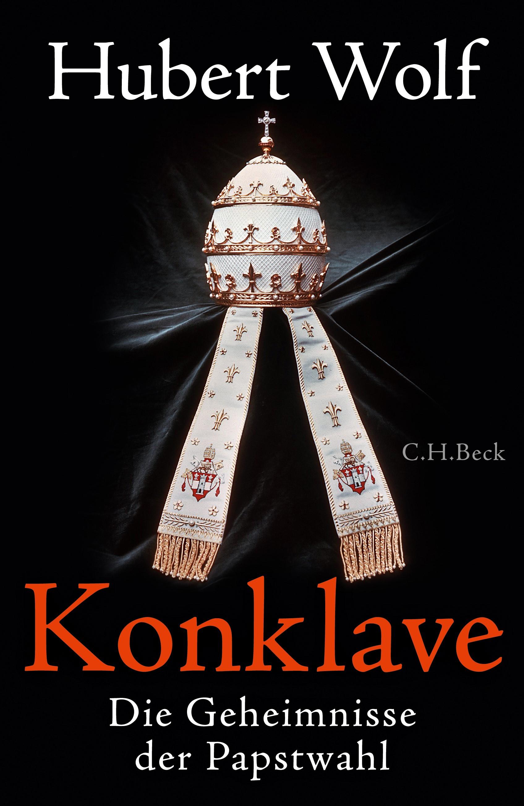 Cover des Buches 'Konklave'