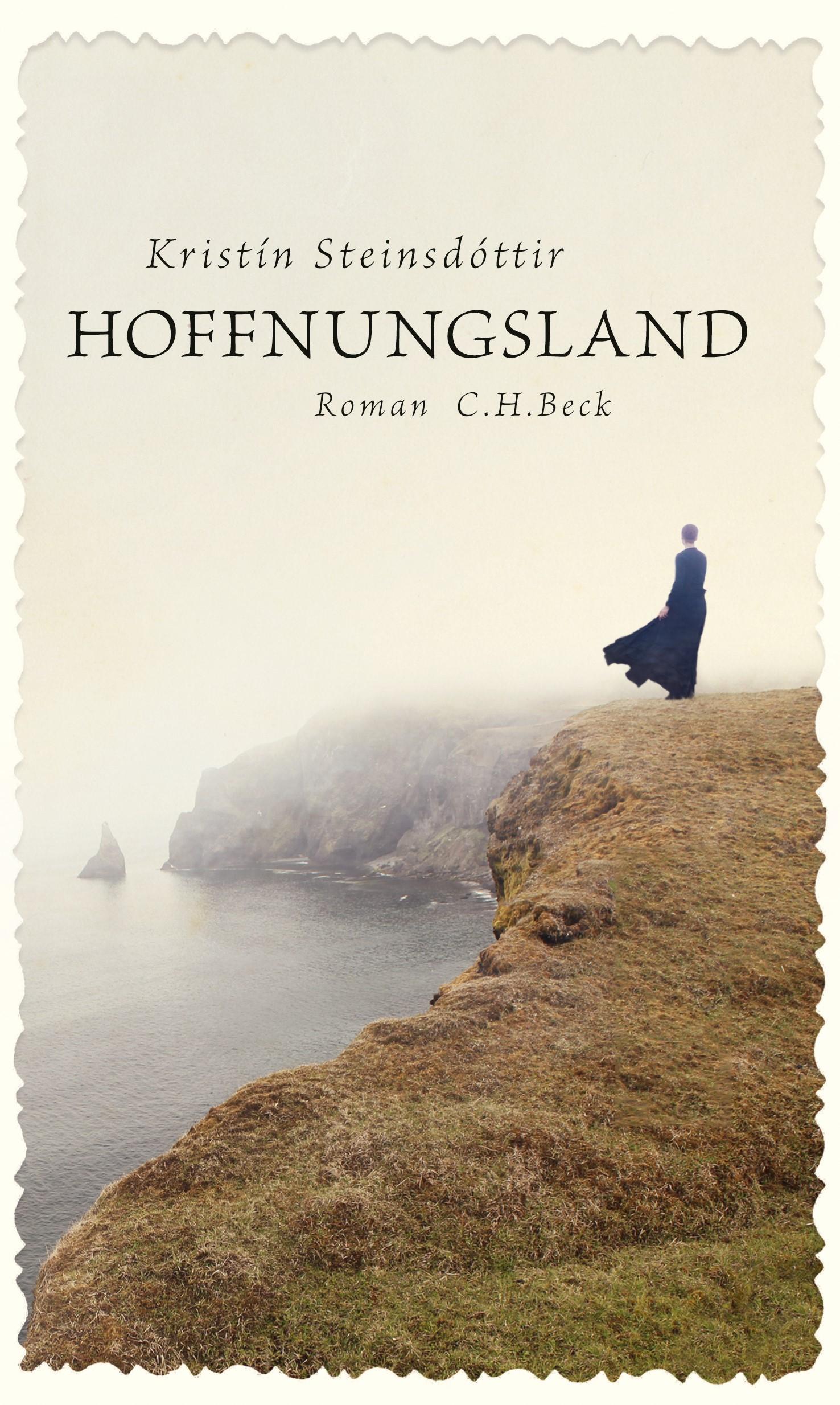 Cover des Buches 'Hoffnungsland'