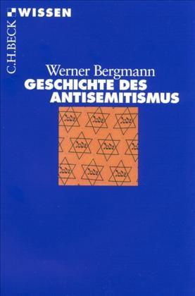 Cover des Buches 'Geschichte des Antisemitismus'