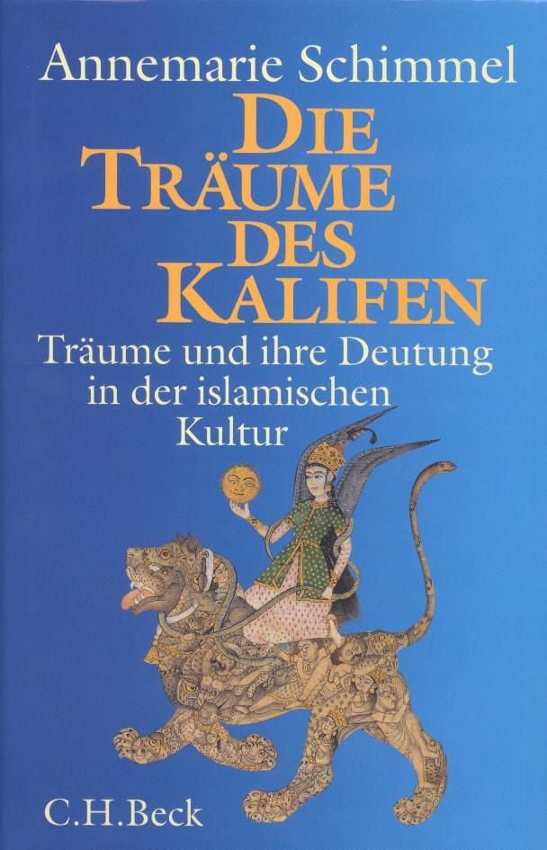 Cover des Buches 'Die Träume des Kalifen'