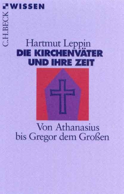 Cover des Buches 'Die Kirchenväter und ihre Zeit'