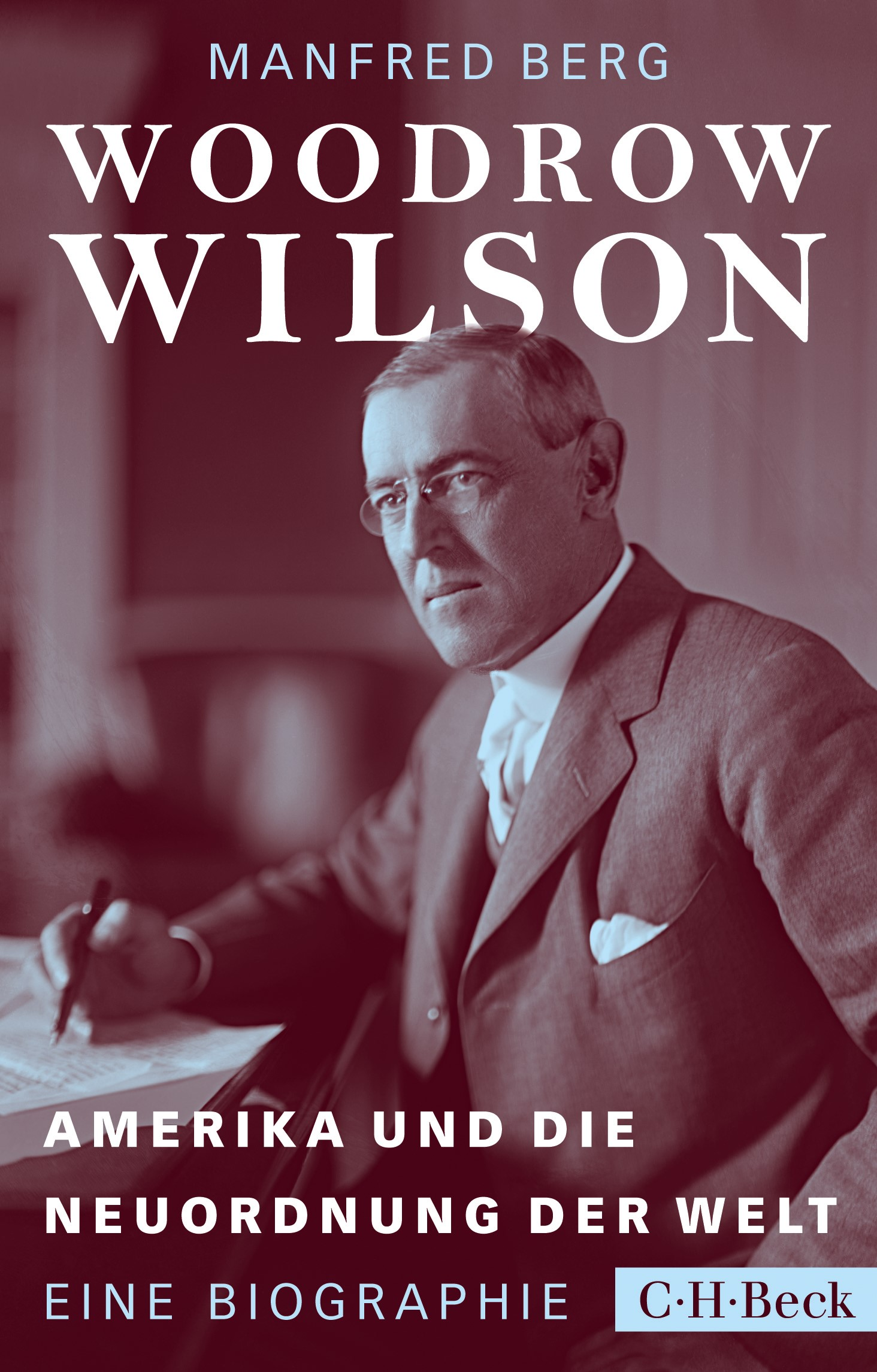 Cover des Buches 'Woodrow Wilson'