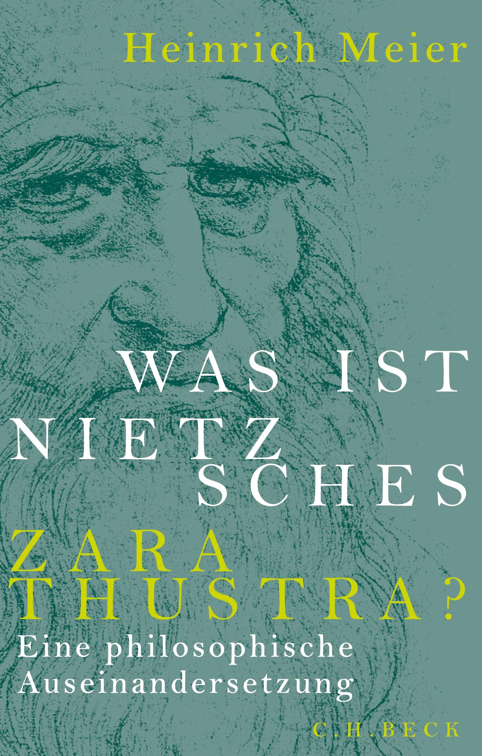 Cover des Buches 'Was ist Nietzsches Zarathustra?'