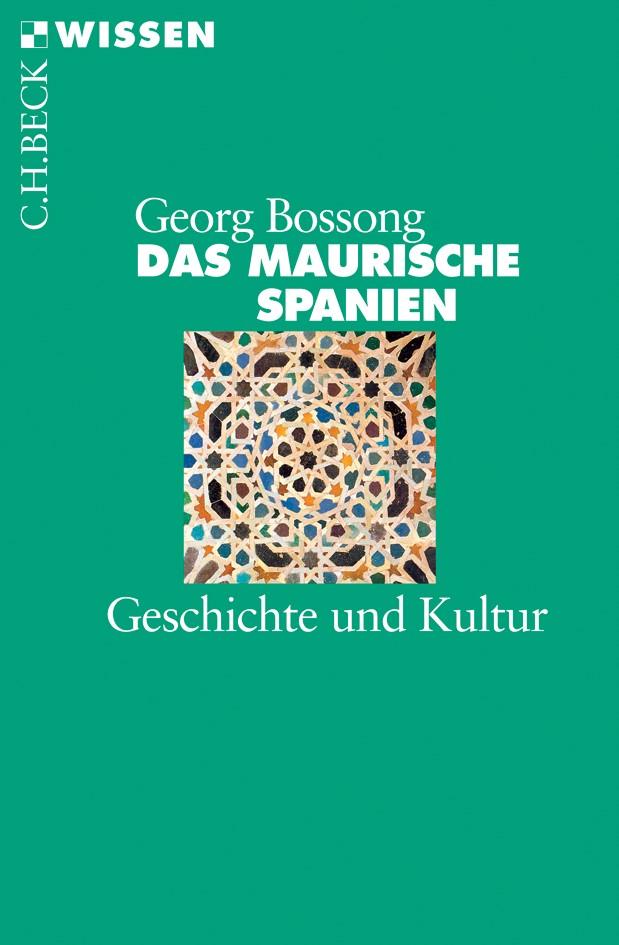 Cover des Buches 'Das Maurische Spanien'