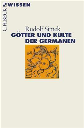 Cover des Buches 'Götter und Kulte der Germanen'