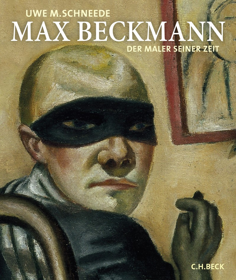 Cover des Buches 'Max Beckmann'