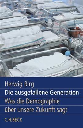 Cover des Buches 'Die ausgefallene Generation'