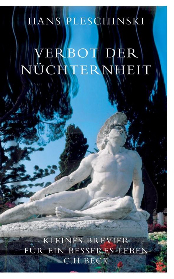 Cover des Buches 'Verbot der Nüchternheit'