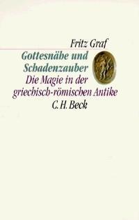 Cover des Buches 'Gottesnähe und Schadenzauber'