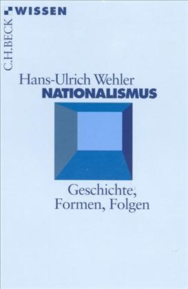 Cover des Buches 'Nationalismus'