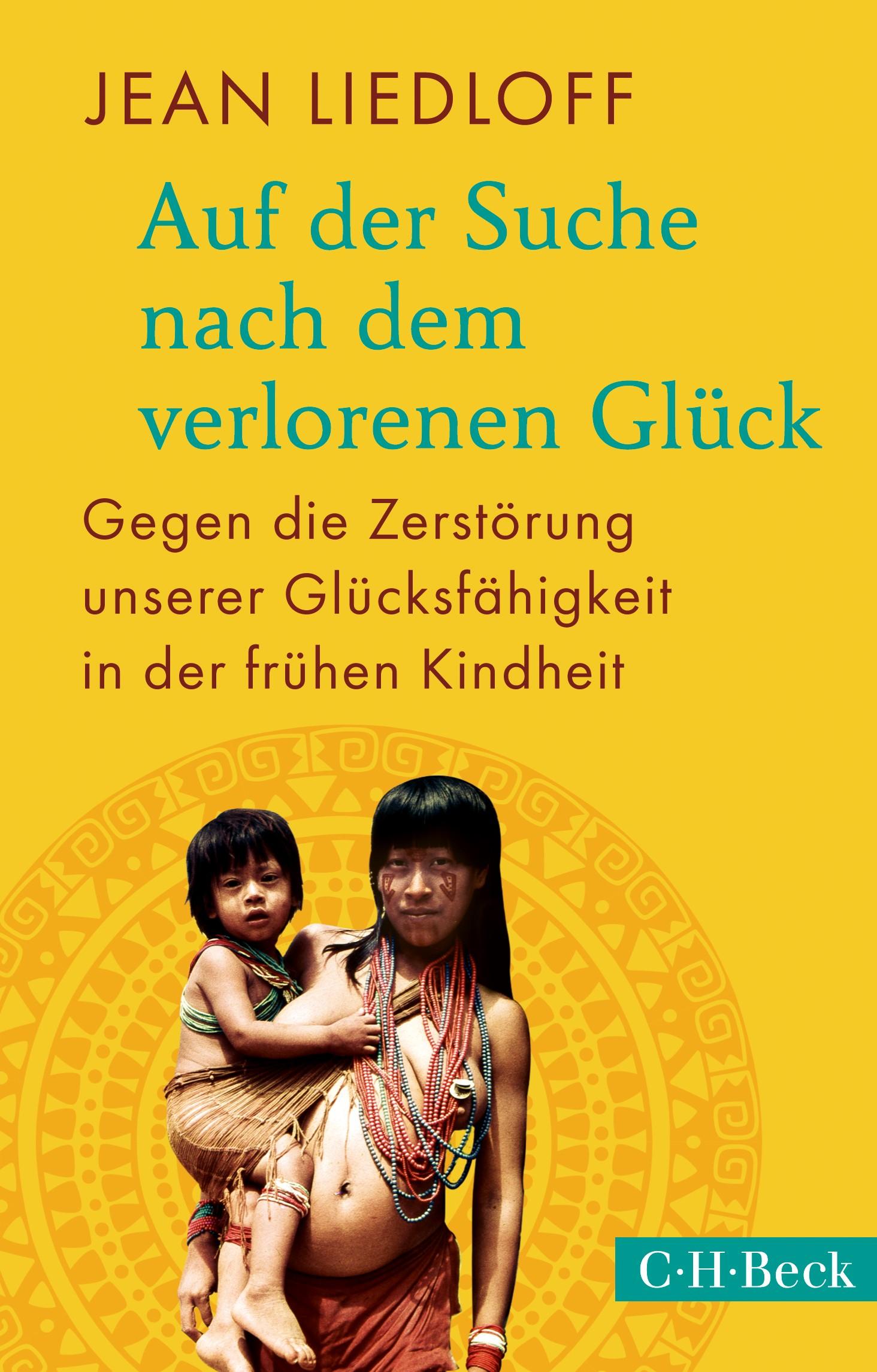 Cover des Buches 'Auf der Suche nach dem verlorenen Glück'
