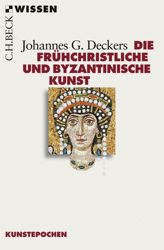 Cover des Buches 'Die frühchristliche und byzantinische Kunst'
