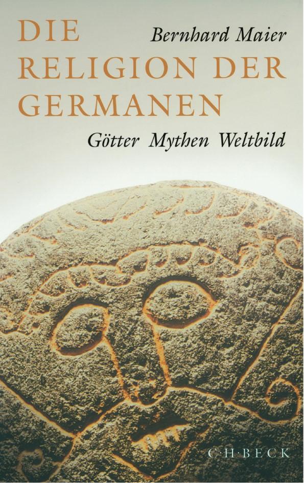 Cover des Buches 'Die Religion der Germanen'