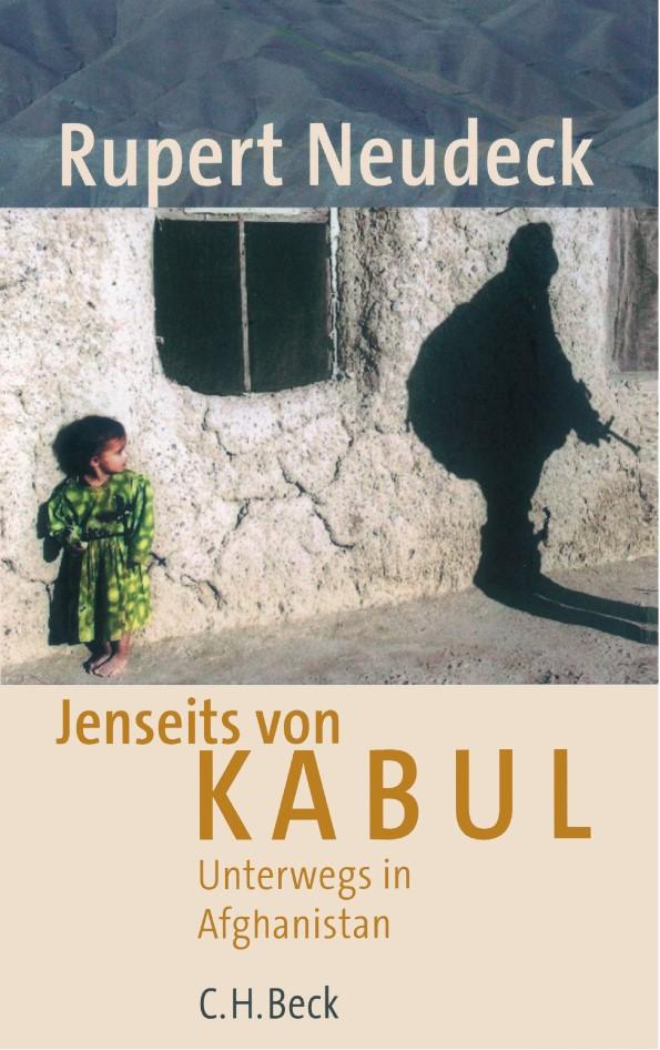 Cover des Buches 'Jenseits von Kabul'