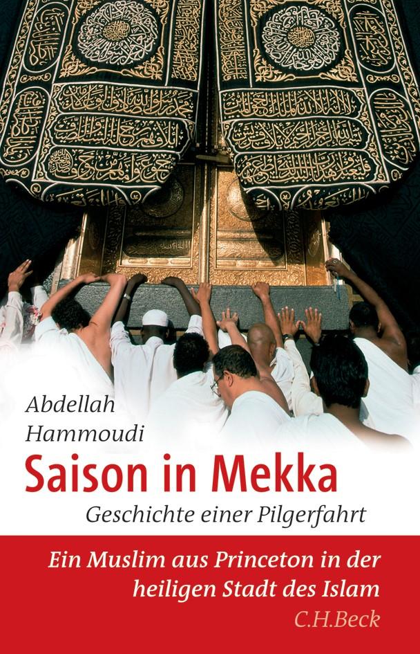 Cover des Buches 'Saison in Mekka'