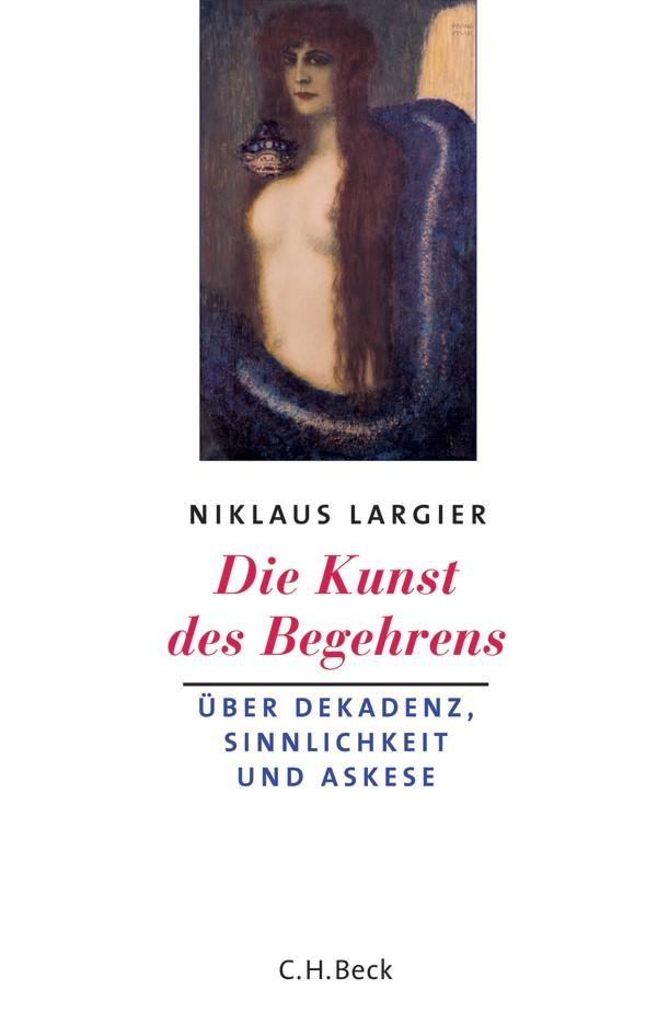 Cover des Buches 'Die Kunst des Begehrens'