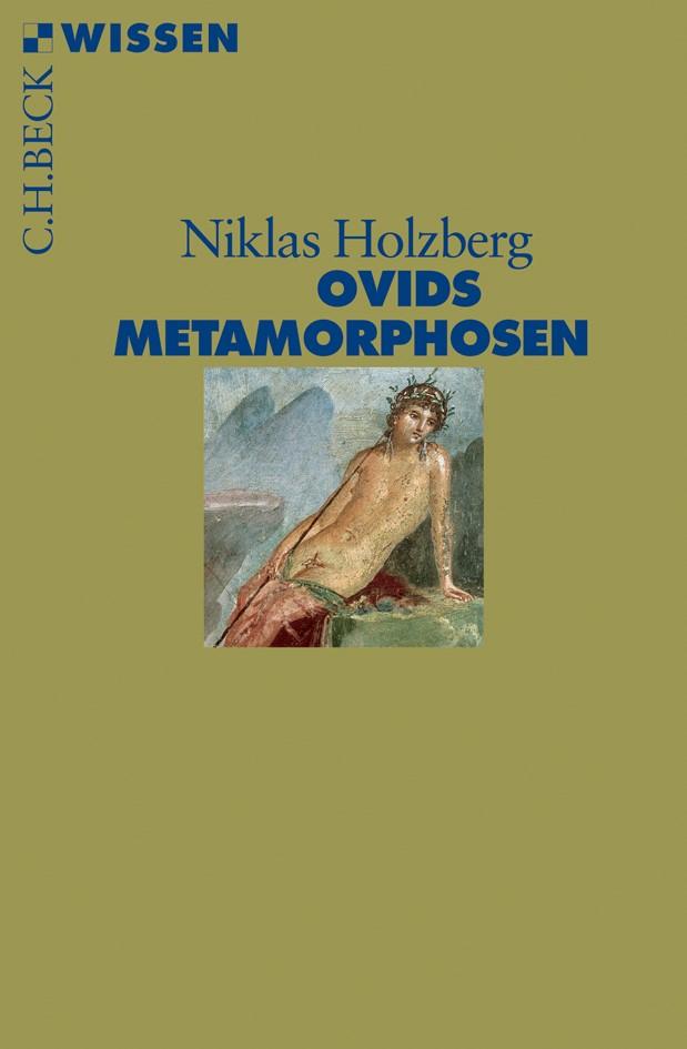 Cover des Buches 'Ovids Metamorphosen'