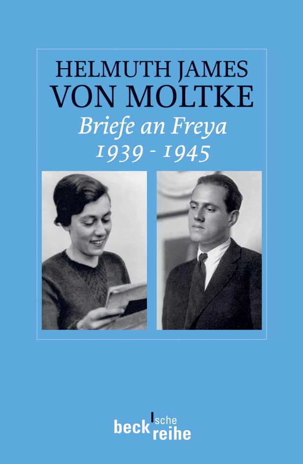 Cover des Buches 'Briefe an Freya 1939-1945'