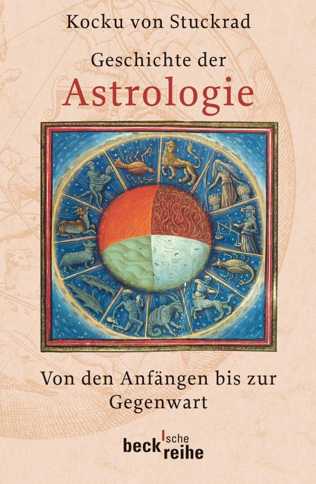Cover des Buches 'Geschichte der Astrologie'