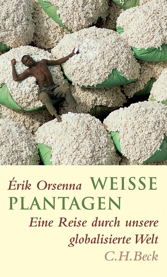 Cover des Buches 'Weiße Plantagen'
