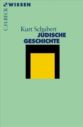 Cover des Buches 'Jüdische Geschichte'