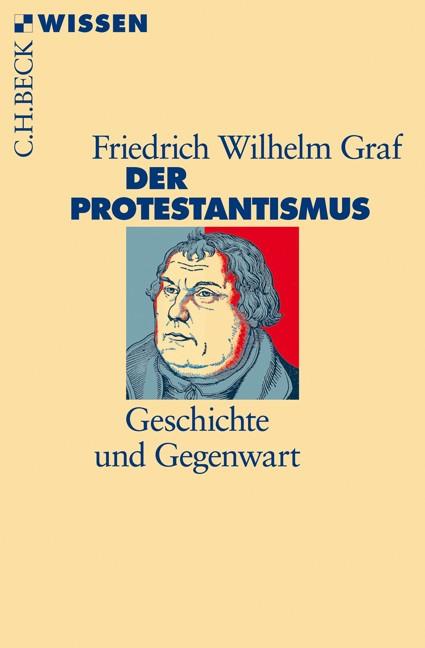 Cover des Buches 'Der Protestantismus'