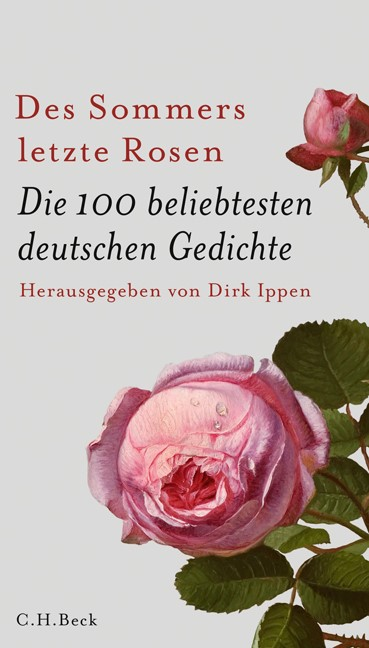 Cover des Buches 'Des Sommers letzte Rosen'