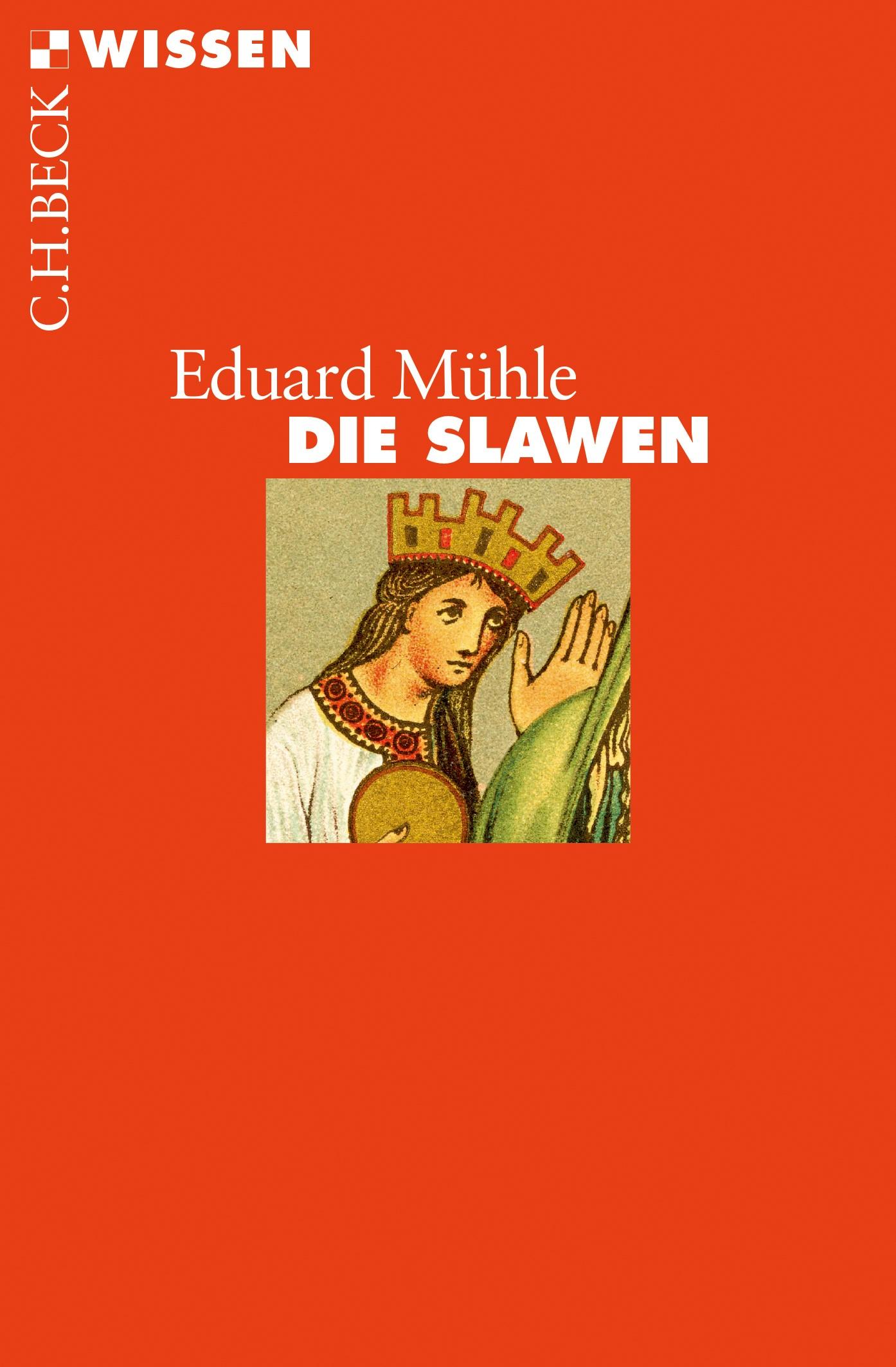 Cover des Buches 'Die Slawen'