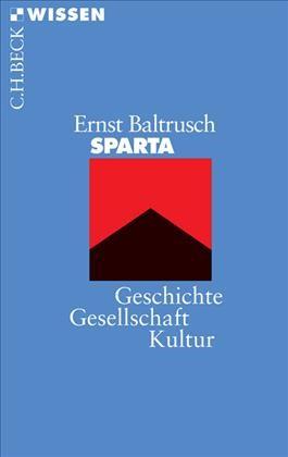 Cover des Buches 'Sparta'