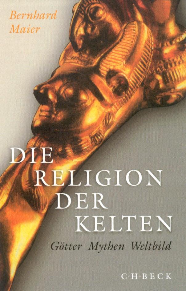 Cover des Buches 'Die Religion der Kelten'