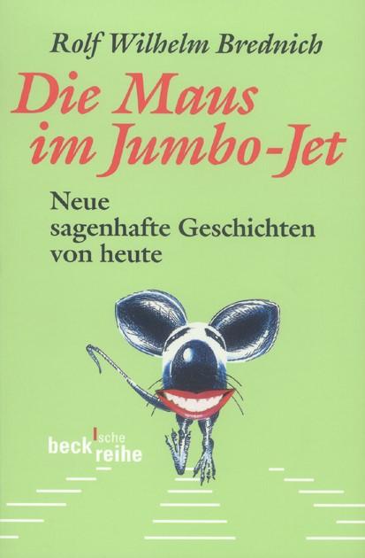 Cover des Buches 'Die Maus im Jumbo-Jet'