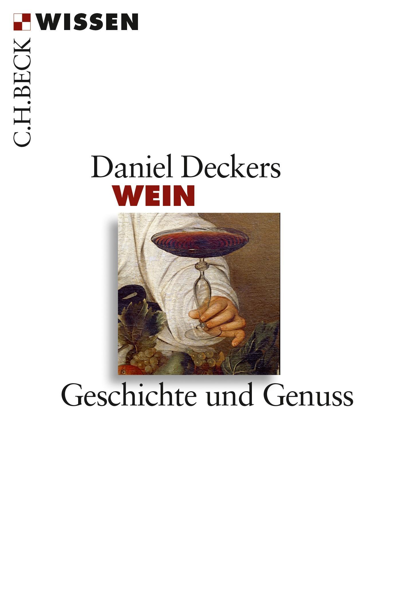Cover des Buches 'Wein'