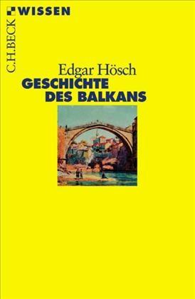 Cover des Buches 'Geschichte des Balkans'