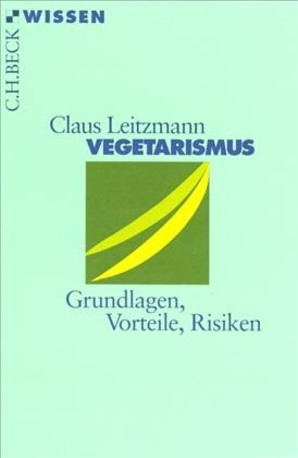 Cover des Buches 'Vegetarismus'