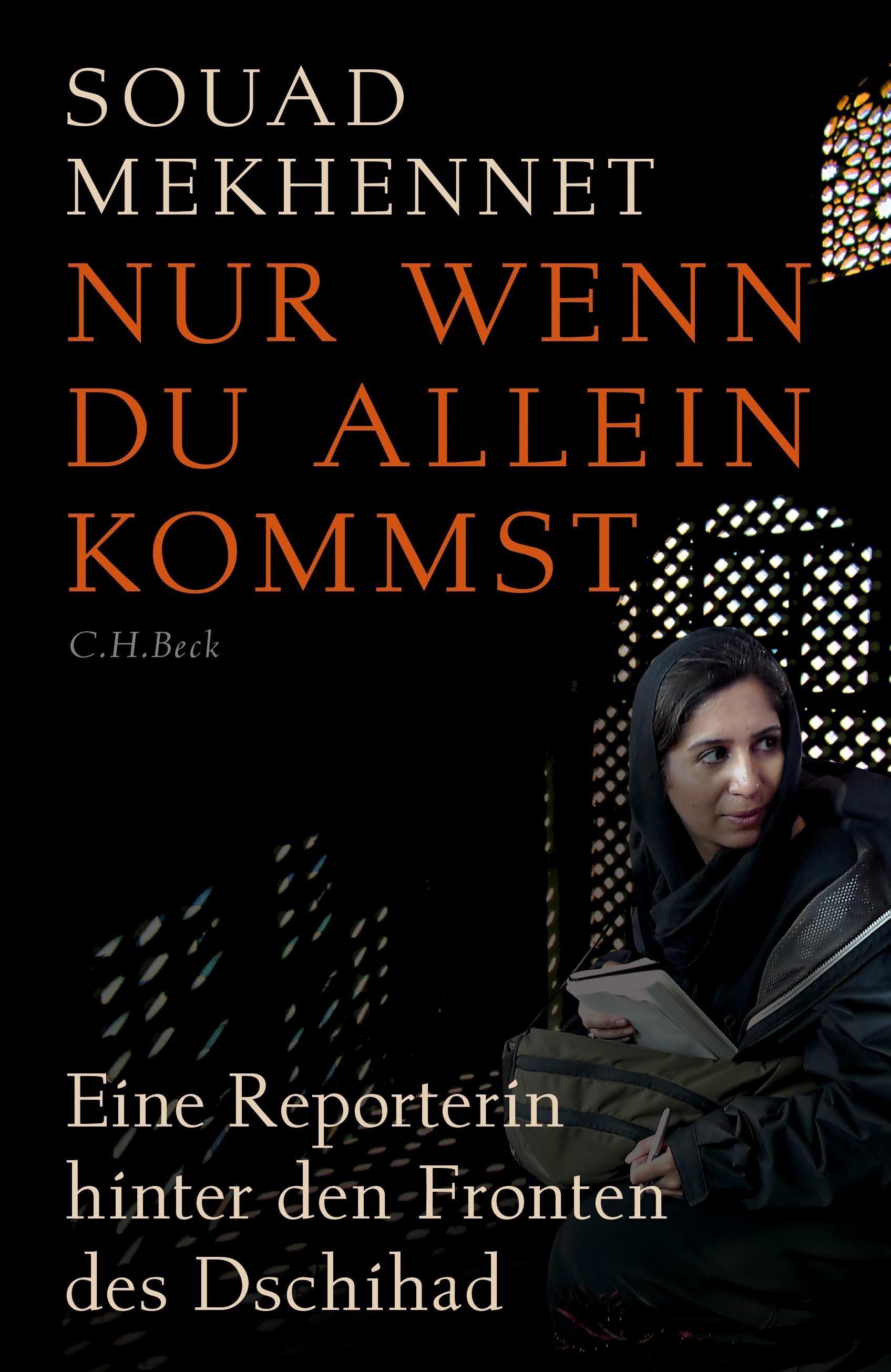 Cover des Buches 'Nur wenn du allein kommst'