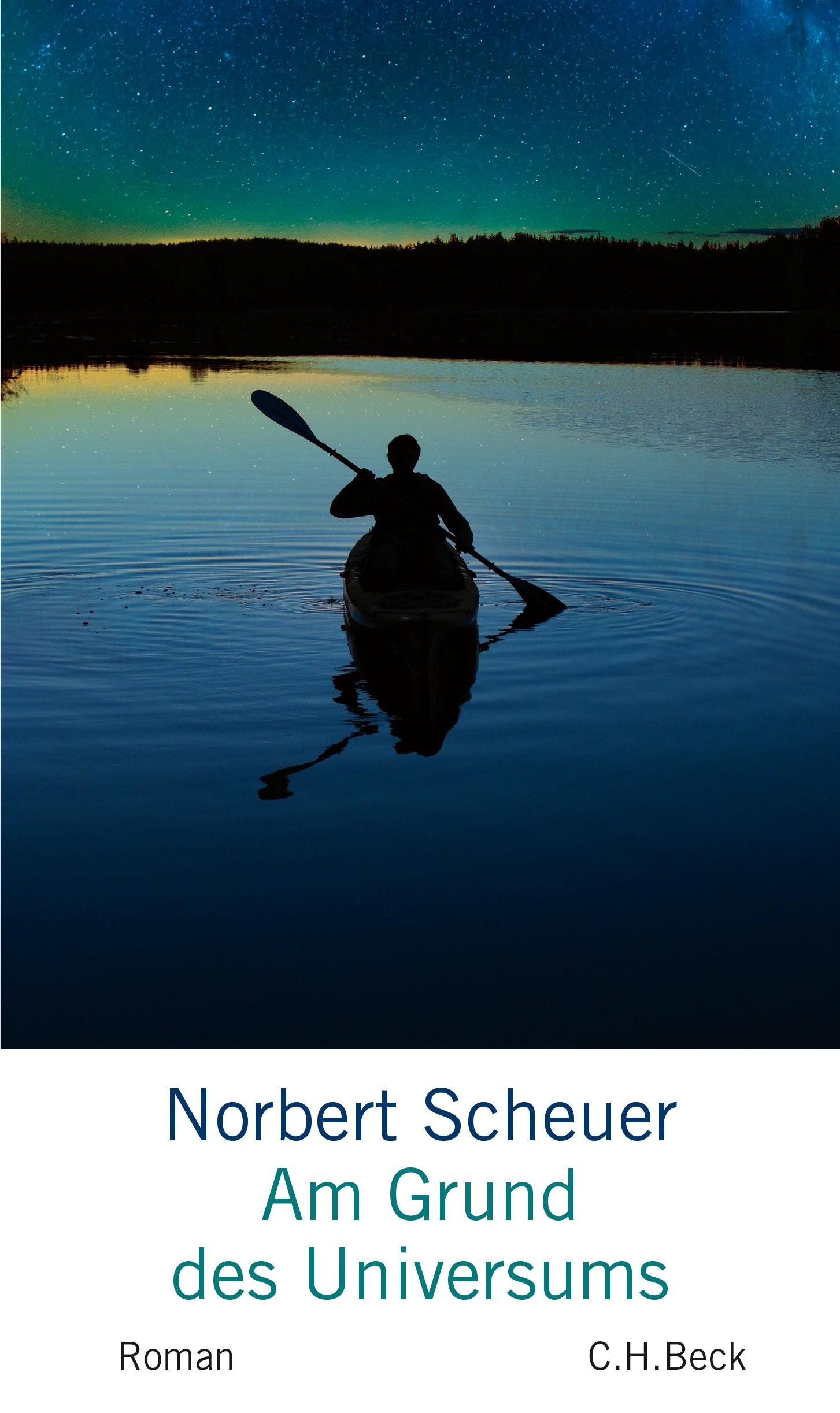 Cover des Buches 'Am Grund des Universums'