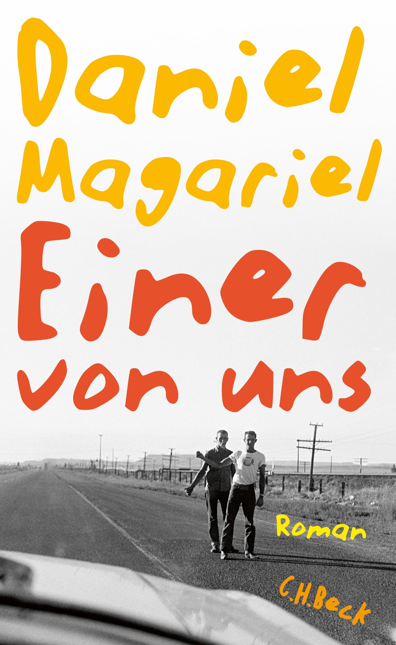 Cover des Buches 'Einer von uns'