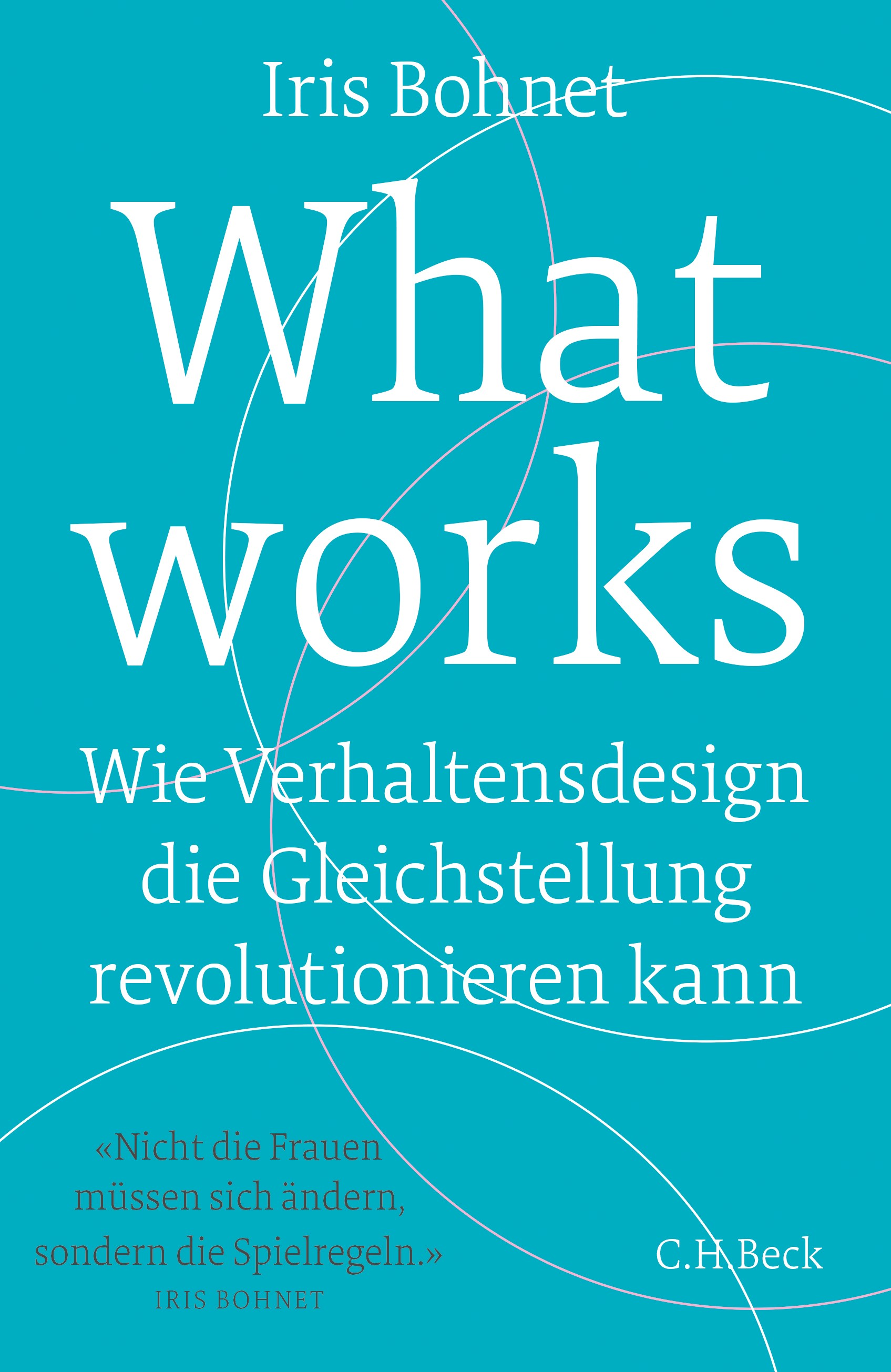 Cover des Buches 'What works'